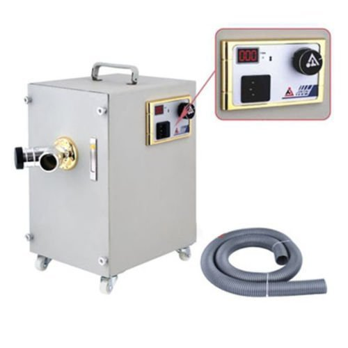 Super Dental 550W Lab Double-impellers Dust Collector Suction Artificer Room Vacuum Cleaner In US Stock