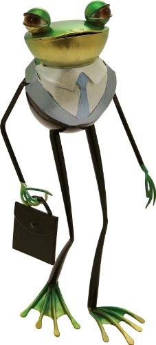 Grenouille en métal 28 cm (Top Manager Frog)