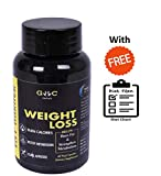 GHC Herbals Weight Loss - Natural Fat Burner Supplement with Garcinia Cambogia, Grape