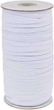 Idefair 100 Yards Braided Elastic Band