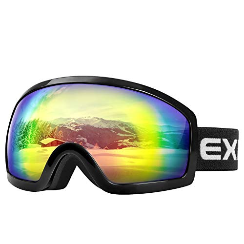 uv protection ski goggles - 8