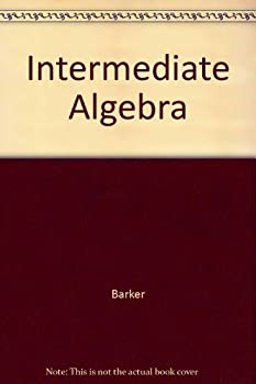 Intermediate Algebra 0030102448 Book Cover
