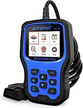 AUTOPHIX OM129 OBD2 Scanner Auto Code Reader Car Diagnostic Scan Tool with Graphing Battery Test for All OBD II Car After 1996[Upgrade Version]