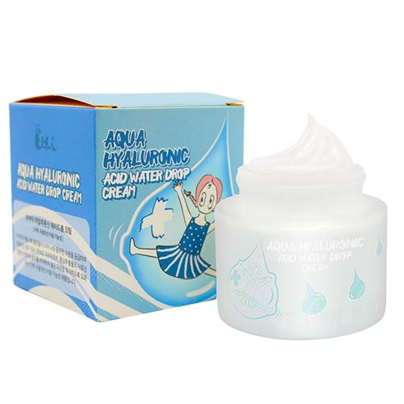 アナリスト欠員消化Elizavecca アクア ヒアルロン酸 ウォータードロップ クリーム / Aqua Hyaluronic Acid Water Drop Cream (50ml) [並行輸入品]