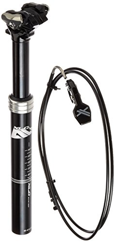 XLC All MTN SP-T06 Tige de Selle télescopique Noir 3 x 3 x 3 cm