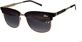 نظارات شمسية انيقة من لاكوست، اسود، للجنسين 8309