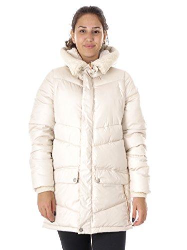 Brunotti Parka Winterjacke Kapuzenjacke Weiß Despina Loose Fit 10k (M)