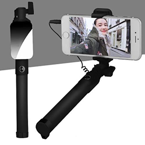 LLKK El Soporte para Selfie,El Palo para Selfie,el Palo para Selfie Son adecuados para Huawei Honor 8 / v9 / P10 / 20mate9 Xiaomi Selfie Selfie Tool vivoX7 / 9plusOPPO