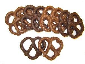 Wockenfuss Candies Chocolate Gorgeous Pretzels 1lb Max 40% OFF Dark -