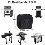 Zoom IMG-1 telo copertura barbecue copri con