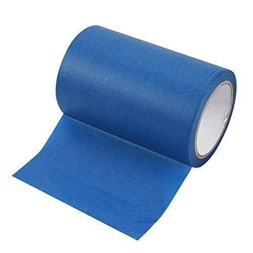 Blue Painters Tape, 6 * 118 Zoll Full Masking Einfache Anwendung Wiederverwendbares Malerband mit hervorragender Haftung für 3D-Drucker