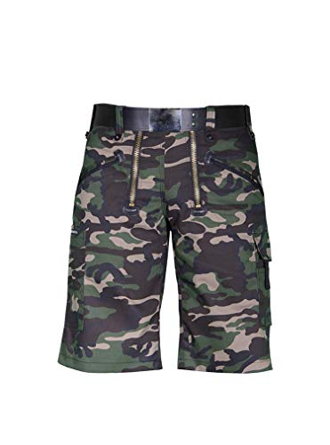 Oyster Zunfthose Bermuda Camouflage