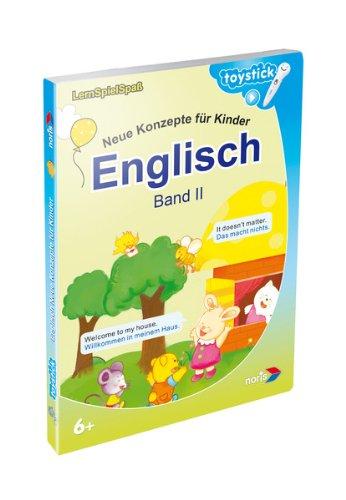 Toystick Buch - Englisch Band 2 - Neue Konzepte für Kinder