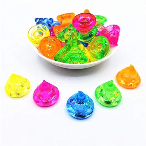 Junlinto, Perles en Acrylique De Fruits De Voiture en Classe en Classe Récompense Parti Sac Remplisseur Enfants Pièce Fish Tank Décoration Style-M