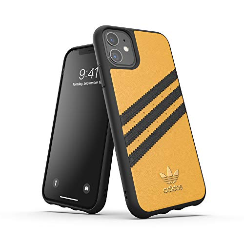 Neu Adidas OR Moulded Case für Apple iPhone 11 - Black Gold