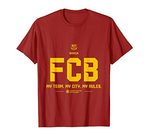 Teams - FC Barcelona (red) Camiseta
