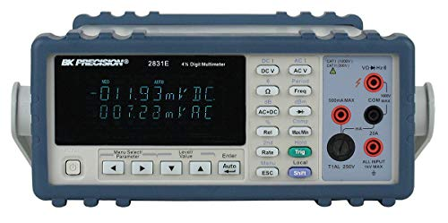 BK Precision 2831E True RMS Bench Digital Multimeter