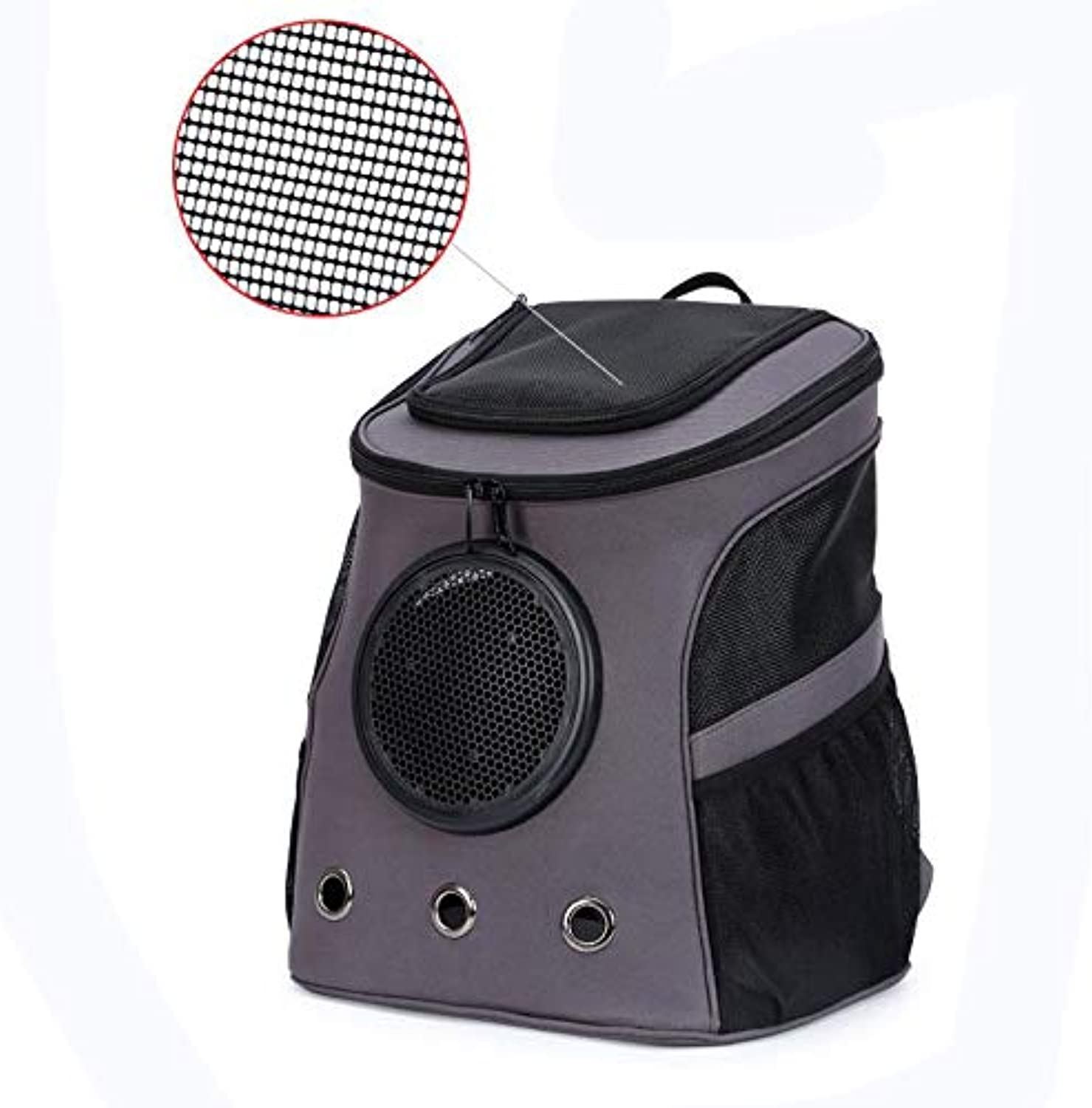 Pet Backpack Lightweight Capsule Astronaut Bubble Breathable Pet Cat Dog Carrier Waterproof Outdoor Portable Premium Backpack