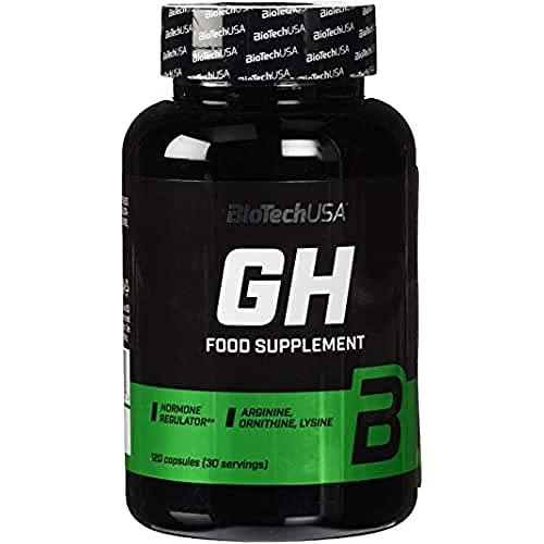 BioTechUSA GH Ormone Regolatore 120 Capsule, 140 grammi