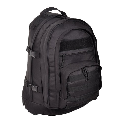 Sandpiper of California Three Day Elite Backpack (Black, 20x14.5x8.5-Inch)