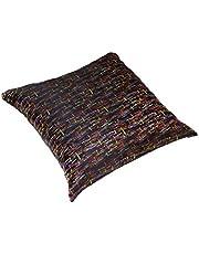 iBed home Decorative Cushion 500 Grams Size 45x45 cm, SATIN SILK-07