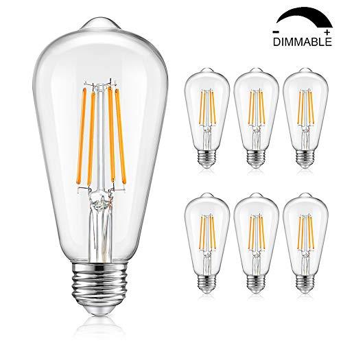 100 watt medium base bulbs - 3