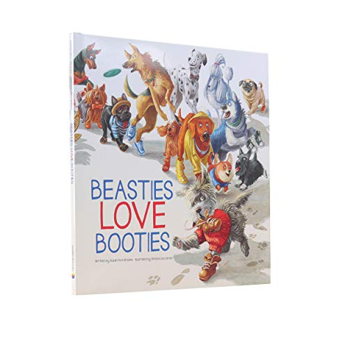 Beasties Love Booties - An Adorable Kids Book About Dogs