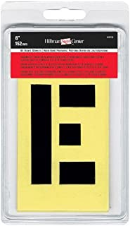 Hillman 839728 6-Inch Numbers, Letters, and Punctuation Combo Stencil Set