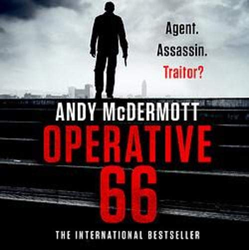 Operative 66 Audiobook By Andy McDermott cover art