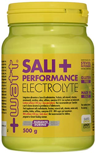 +WATT SALI + PERFORMANCE 500 GR Limone