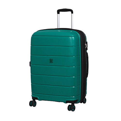 it luggage Asteroid Maleta, 66 cm, 119 Liters, Verde (Pine Green)