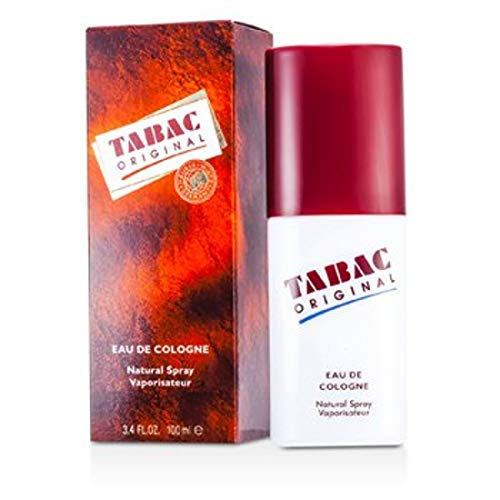 Tabac Original By Maurer & Wirtz For Men. Eau De Cologne Spray 3.4 Ounces