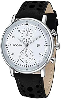 DOOBO Casual Watch For Men Analog Leather - D021