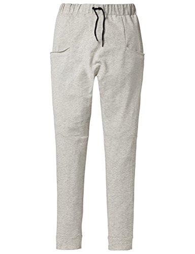 Schiesser Jungen Mix & Relax Joggpants Schlafanzughose, Grau (Grau-Mel. 202), 176 (Herstellergröße: L)