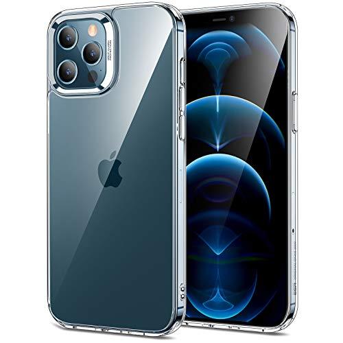 ESR Cover Compatible with iPhone 6.1'' (12/12 Pro) Hybrid Protezione - Clear