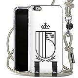DeinDesign Coque Collier Compatible avec Apple iPhone 6 Plus Coque avec Cordon Coque avec Cordon...