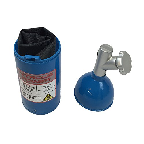 Nitrous Power 1091 Blue Storage Container and Tool Roll