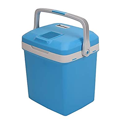 Teeker Electric Portable Fridge Cooler  Warmer ...