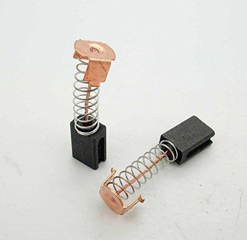Kohlebürsten für Top Craft Tws 125 TWS125 5X8X11 Winkelschleifer 125MM T23