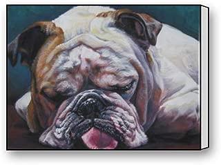 Best english bulldog oil painting Reviews