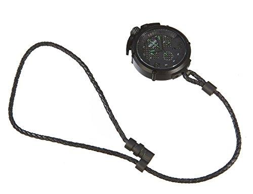 Welder - K43 W103 - Montre Mixte - Quartz - Analogique - Bracelet Cuir Noir
