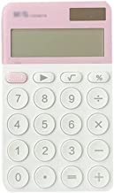 $27 » Desktop Calculator Big Button Calculator Portable Solar Dual Power Calculator 12 Digit Large LCD Display for Office Home (...
