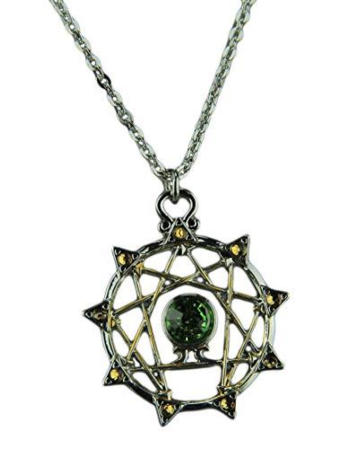 Enchanted Eneagrama Jóias para a Grande Auto Conhecimento Pingente Talisman Charme