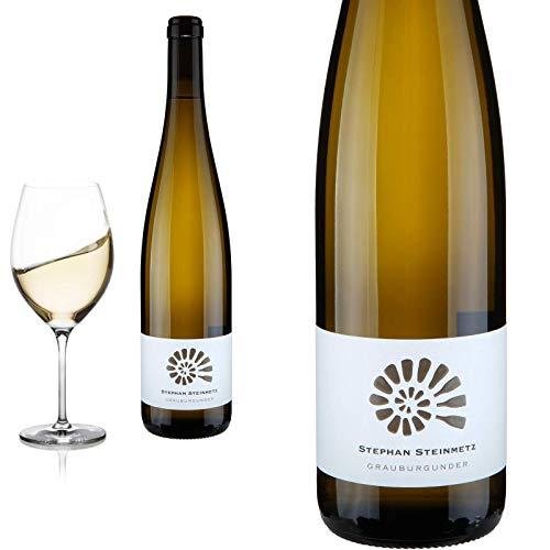 2018 Grauburgunder trocken von Weingut Stephan Steinmetz - Weißwein