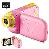 Anlise Digital Camera for Kids,Kids Camera, Children Creative DIY Camcorder with...