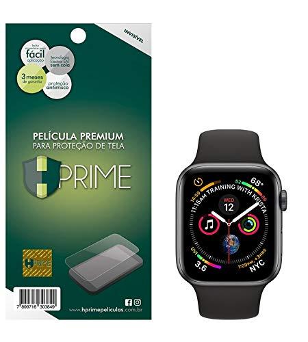 Pelicula Invisivel para Apple Watch 44 mm - Series 4, HPrime, Película Protetora de Tela para Celular, Transparente