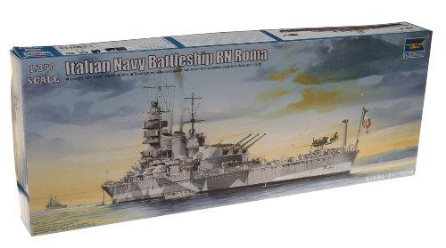 Trumpeter 05318 Modellbausatz Italian Navy Battleship RN Roma