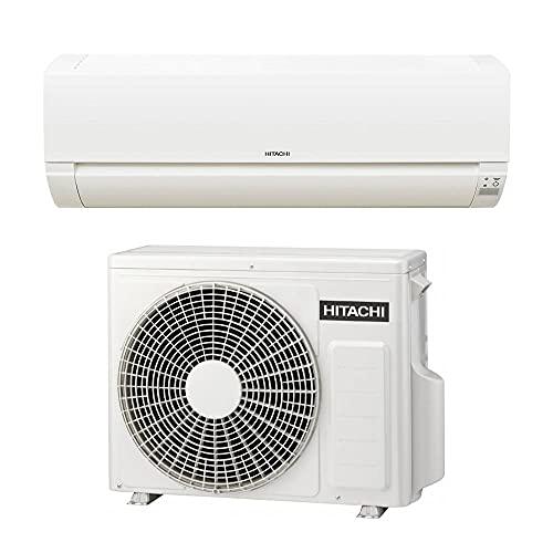 Climatizzatore Hitachi Dodai Frostwash 12000 Btu A++ Inverter con gas R32