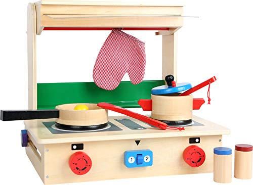 small foot 4732 Cuisine pour enfants dans la valise \