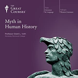 Myth in Human History cover art
